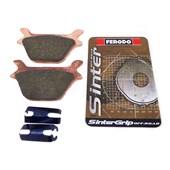 Pastilha de Freio Diant. Ferodo FDB2001SG (Heritage Softail / Fatboy) - Cód.5190