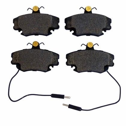 Pastilha de Freio Diant. Ferodo HQF2063A (Renault Clio/Megane) - Cód.2350