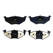 Pastilha de Freio Diant. Ferodo HQF2185 (VW Fox/Voyage) - Cód.2351