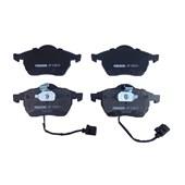Pastilha de Freio Diant. Ferodo HQF2188A (Audi A3 / A4 / TT) - Cód.5176