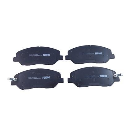 Pastilha de Freio Diant. Ferodo HQF2269AC Hyundai Santa Fé / Kia Sorento - Cód.3870