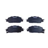 Pastilha de Freio Diant. Ferodo HQF2356A (Honda Civic EX / EXL / Sport / Touring) - Cód.4823
