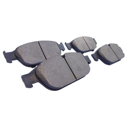 Pastilha de Freio Diant. Ferodo HQF2380A Audi A1 2.0 / A3 2.0 / TT 2.0 - Cód.4900