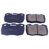 Pastilha de Freio Diant. Ferodo HQF2404 Land Rover Defender 110 - Cód.5523