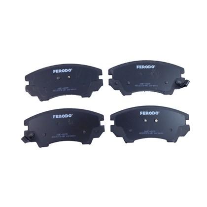 Pastilha de Freio Diant. Ferodo HQF4005A GM Camaro 3.6 V6 - Cód.4906