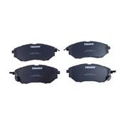 Pastilha de Freio Diant. Ferodo HQF4056A Subaru Forester / Outback - Cód.4904