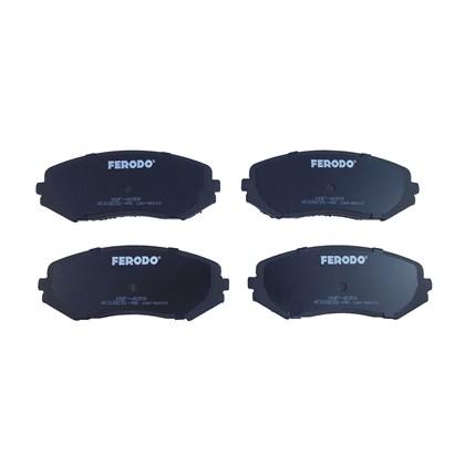 Pastilha de Freio Diant. Ferodo HQF4059 Suzuki Grand Vitara - Cód.2892