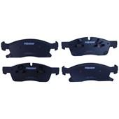 Pastilha de Freio Diant. Ferodo HQF4082A (Jeep Grand Cherokee 3.6/3.7/5.7) - Cód.4669
