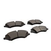 Pastilha de Freio Diant. Ferodo HQF4115 Land Rover Discovery IV - Cód.4312