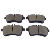 Pastilha de Freio Diant. Ferodo HQF4124 (Mercedes B200 / A200) - Cód.4486