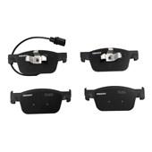 Pastilha de Freio Diant. Ferodo HQF4152A Audi A4, A5 - Cód.7091