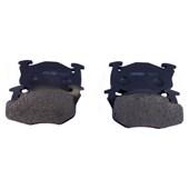 Pastilha de Freio Diant. Jurid HQJ2074 Renault Clio / Peugeot 106 - Cód.5385