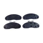 Pastilha de Freio Diant. Jurid HQJ2079 Renault Master 2.0/2.5 - Cód.5169
