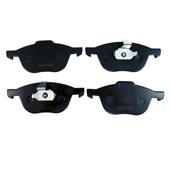 Pastilha de Freio Diant. Jurid HQJ2235 (Ford Ecosport / Volvo C30) - Cód.786