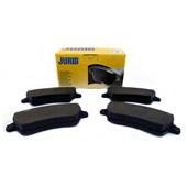 Pastilha de Freio Diant. Jurid HQJ2297 Renault Duster 1.6 16V (11>) - Cód.5386