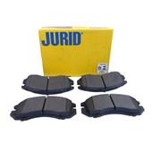 Pastilha de Freio Diant. Jurid HQJ2433A Subaru Impreza, Legacy - Cód.6433