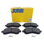 Pastilha de Freio Diant. Jurid HQJ2435A Subaru Impreza, Legacy - Cód.6432
