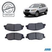 Pastilha de Freio Diant. Jurid HQJ4024A (Hyundai Santa-Fé 2.7 V6) - Cód.3337