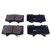Pastilha de Freio Dianteiro Ferodo HQF2227A Toyota Hilux Pick-up 3.0 4x4 - Cód.5401