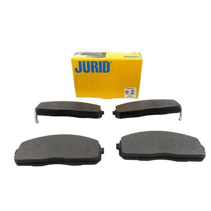 Pastilha de Freio Dianteiro Jurid HQJ-2215A (Hyundai HR) - Cód.3323