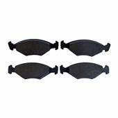 Pastilha de Freio Dianteiro Jurid HQJ2008 (VW Gol 1.0 / 1.6 / 1.8 disco sólido) - Cód.3176