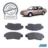 Pastilha de Freio Dianteiro Jurid HQJ2105A (Toyota Corolla / RAV4) - Cód.5131