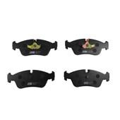 Pastilha de Freio Dianteiro Jurid HQJ2146 (BMW 316i Compact/ 318 TDS)- Cód.3275