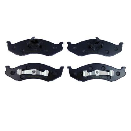 Pastilha de Freio Dianteiro Jurid HQJ2152 (Jeep Grand Cherokee 2.5 / Wrangler 2.5) - Cód.2630