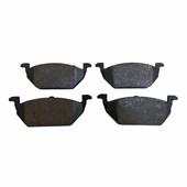 Pastilha de Freio Dianteiro Jurid HQJ2186 (Audi A3 1.6/ 1.8 - Brasil) - Cód.3210