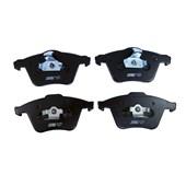 Pastilha de Freio Dianteiro Jurid HQJ2258 (Audi A3 3.2 / A4 3.2) - Cód.2634
