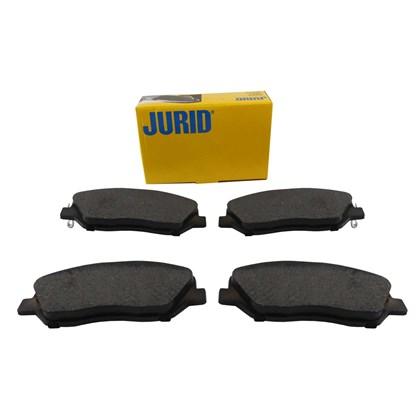 Pastilha de Freio Dianteiro Jurid HQJ2269A (Hyundai Genesis V6 3.8L)- Cód.3281