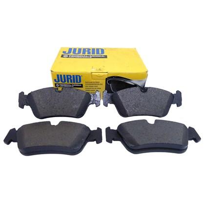 Pastilha de Freio Dianteiro Jurid HQJ4099 (BMW 316i / 318i / 320i)  - Cód.2807