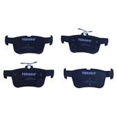 Pastilha de Freio Tras. Ferodo HQF2316 Honda Civic Sport, Touring (17...) - Cód.5748