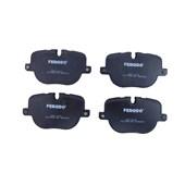 Pastilha de Freio Tras. Ferodo HQF4116 (Range Rover Super Charged) - Cód.4489