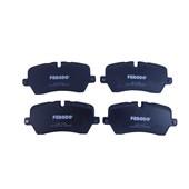 Pastilha de Freio Tras. Ferodo HQF4133 (Range Rover IV / Range Rover Sport) - Cód.4483
