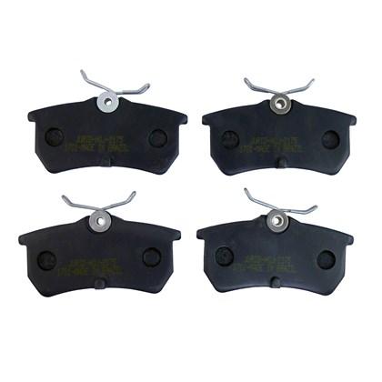 Pastilha de Freio Traseira Jurid HQJ2175 (Ford Focus) - Cód.3217