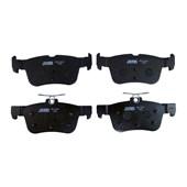 Pastilha de Freio Traseira Jurid HQJ2316 (Ford Fusion) - Cód.3216