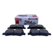 Pastilha de Freio Traseiro Ferodo HQF4035 (Land Rover Discovery 3 / Range Rover)  - Cód.2802