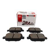 Pastilha de Freio Traseiro Ferodo HQF4095 (Ford Mondeo 1.6 Ti 16V/ 2.0 16V)- Cód.3267