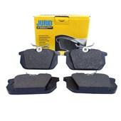 Pastilha de Freio Traseiro Jurid HQJ2123 (Fiat Tempra / Tipo) - Cód.3403