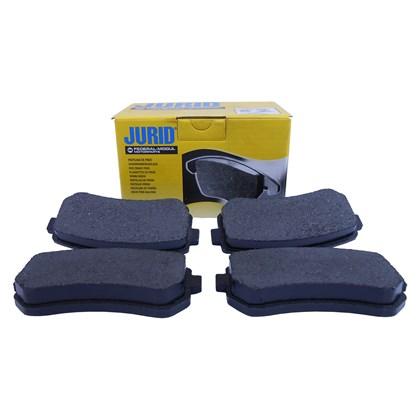 Pastilha de Freio Traseiro Jurid HQJ2311A (Hyundai I30) - Cód.2395