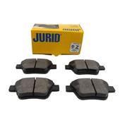 Pastilha de Freio Traseiro Jurid HQJ2321 (VW Jetta/Golf/New Beetle) - Cód.2582