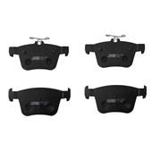Pastilha de Freio Traseiro Jurid HQJ2327 (Audi A3 / Golf 1.4 TSi)  - Cód.2808