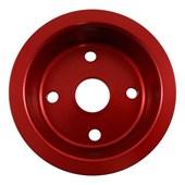 Polia de Bomba De Agua Chevette Vermelha - Cód.2941