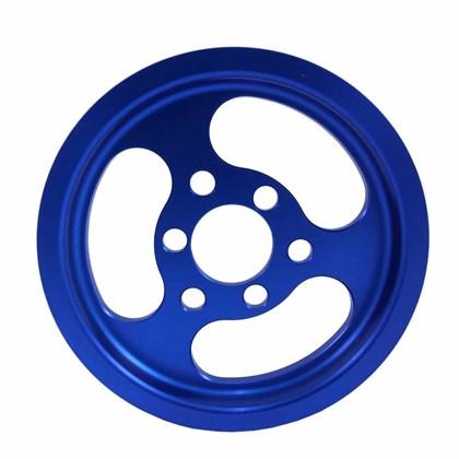 Polia Dir. Hidraulica Audi 1.8 20V Azul - Cód.3124
