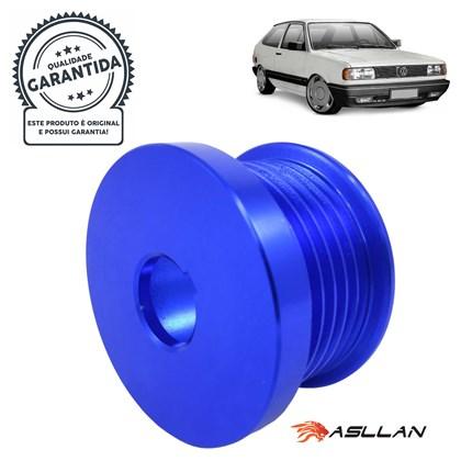Polia do Alternador Poly V VW AP Azul - Cód.2534
