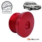 Polia do Alternador Poly V VW AP Vermelha - Cód.2535