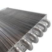Radiador de Ar Quente Denso BC116920-0320RC VW Gol G5, G6- Cód.6874