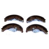 Sapata de Freio Tras. Jurid HQJ502A Fiat Palio / Uno / Novo Uno - Cód.5393