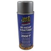 Spray Aerosol Thermo-Tec 12002 para Alta Temperatura Alumínio - Cód.952